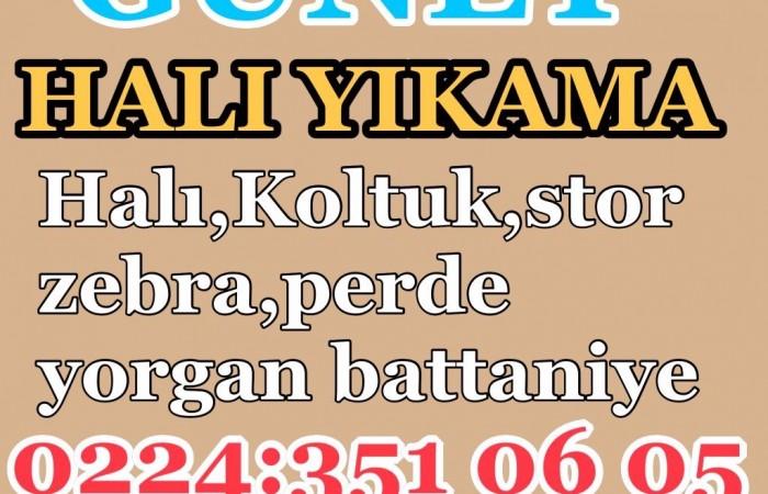 Bursa Halı Yıkama